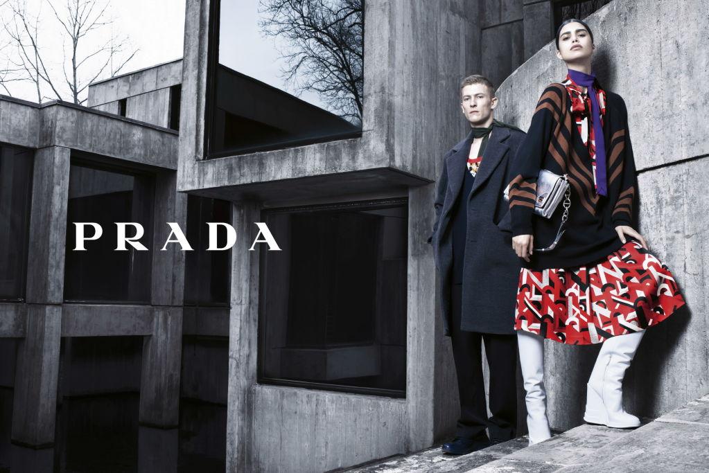 WTL Prada Advertising Campaign