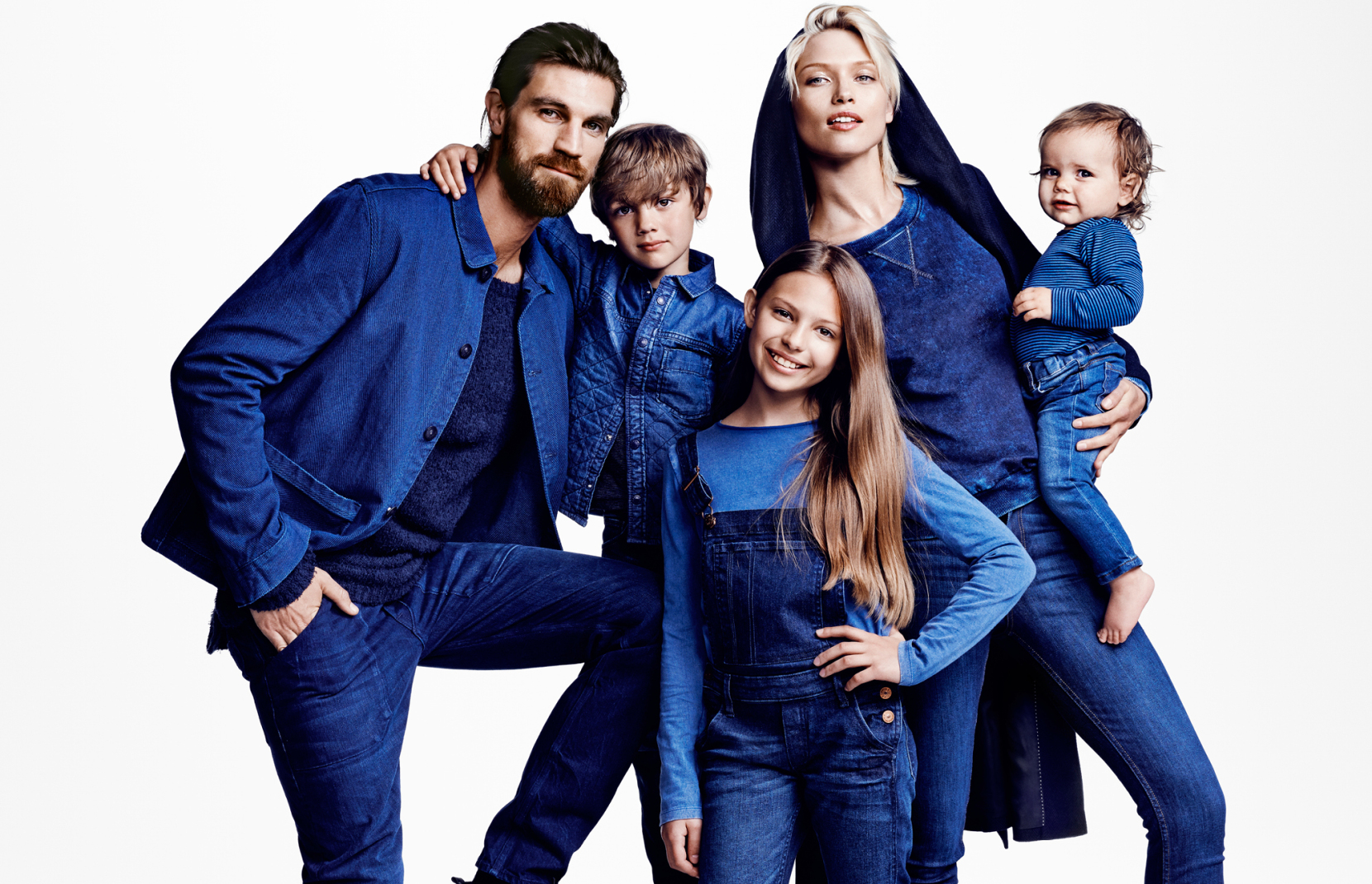WTL H&M Conscious Denim Collection Shop