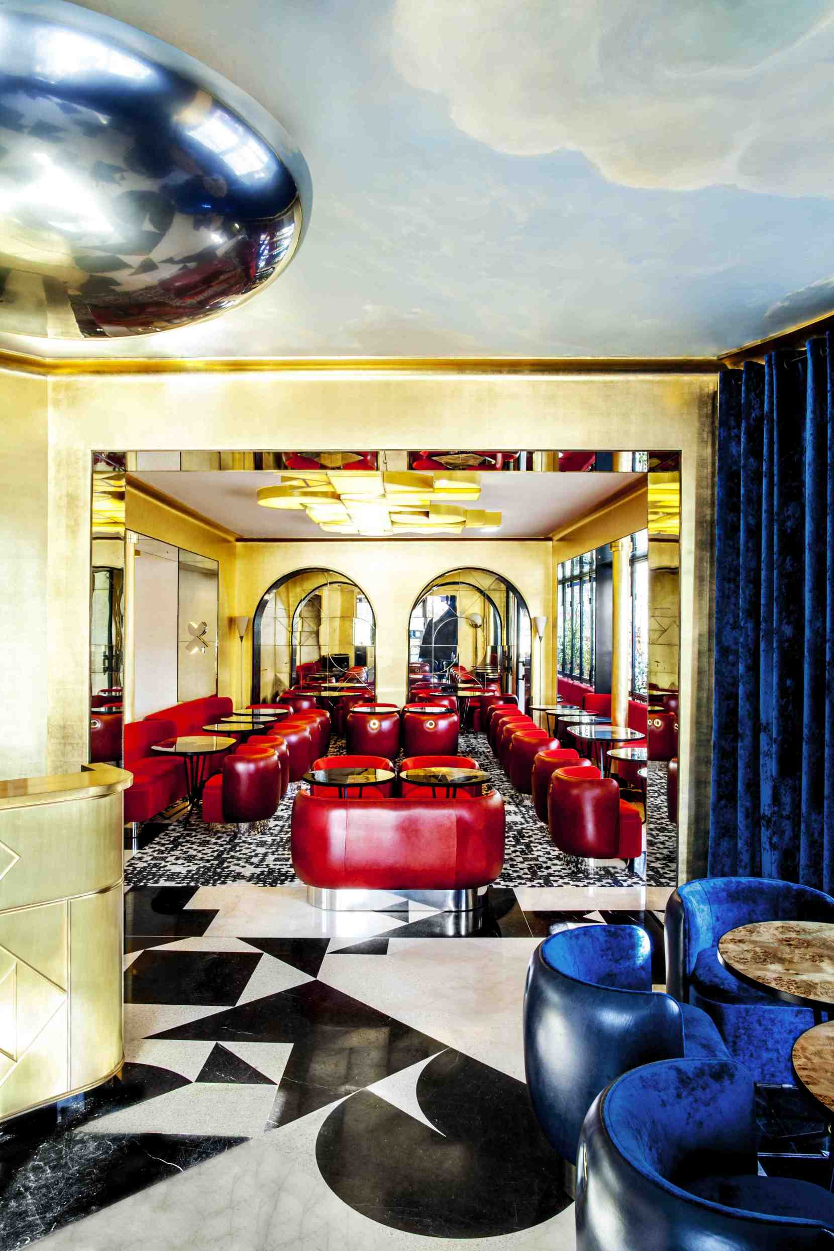 Spotlight IndiaMahdavi WTL Interior Designer To Watch India Mahdavi Paris Caf Franais Matthieu Salvaing 1660x2490
